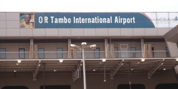 OR Tambo airport parking